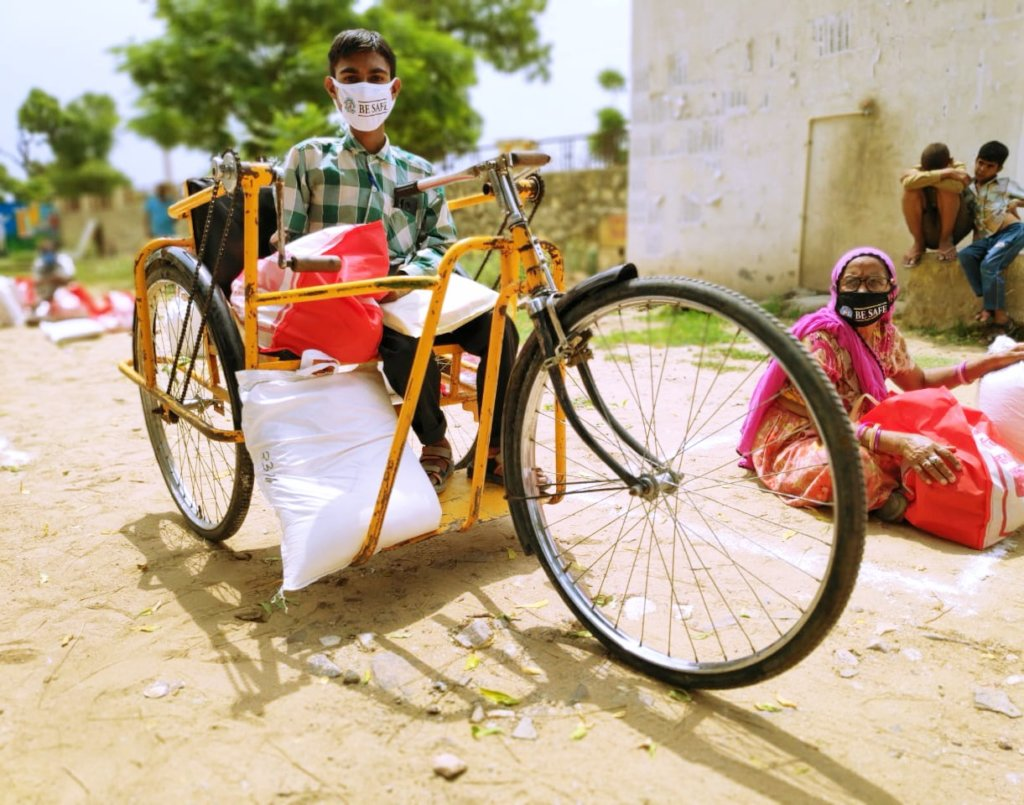 Transforming lives of Disabled Person in India