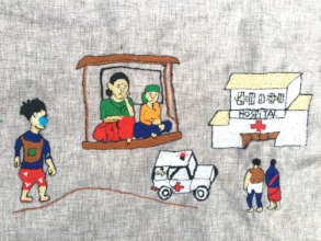 COVID-19, as seen by conflict survivors in Nepal