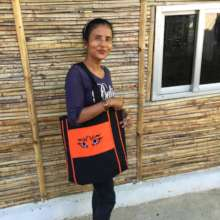 Build a Global Market for Tiger Bags from Nepal