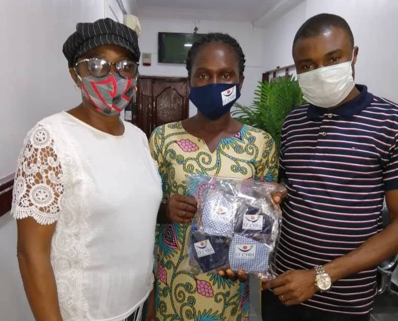 Mask up 5000 cancer patients Nigeria