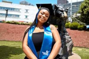 Eboni Graduation