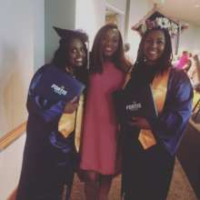 Ashley Graduation