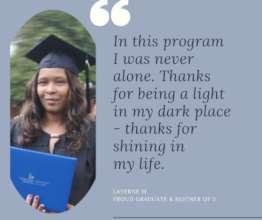 Laverne Graduation