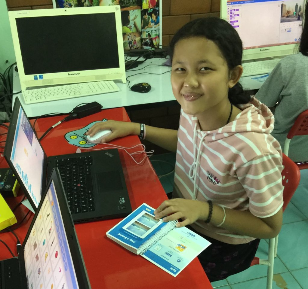 Core Competency: job skills for rural Thai youth