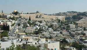 Silwan and the Old City, by Green Olive Tours