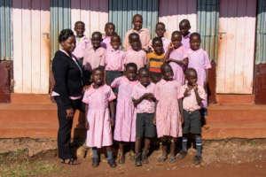 Grade 2 class