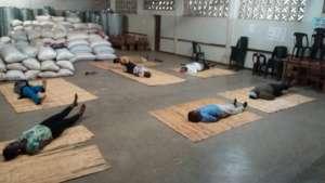 Covid19 yoga