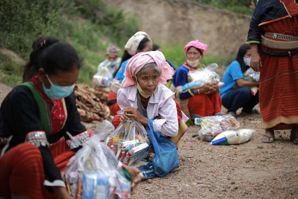 Covid Relief - Feed 1,200 Struggling Thai Families