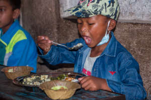 COVID Relief: Feed children and families in Nepal