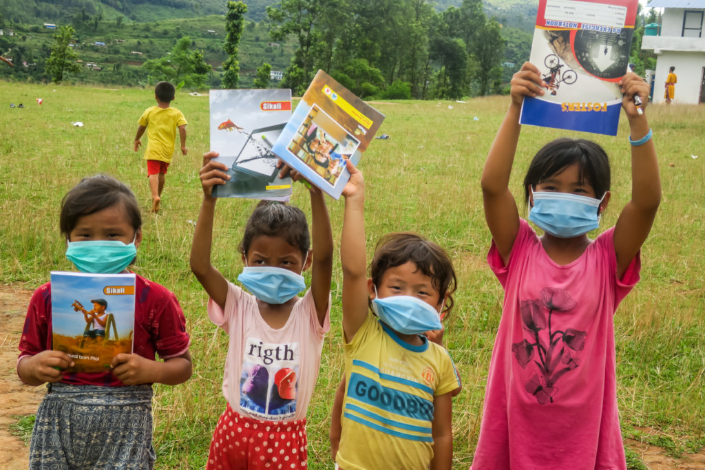 COVID-19 Relief for Women and Children in Nepal