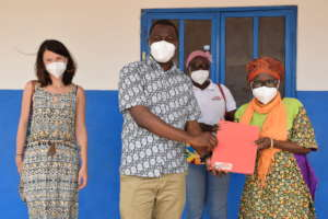 MoU with Mama Laadi Children Home/Operation Mango