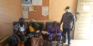 Support to vulnerable families in Bongo
