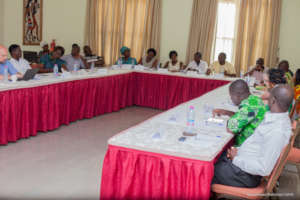 Stakeholder engagement on institutional care