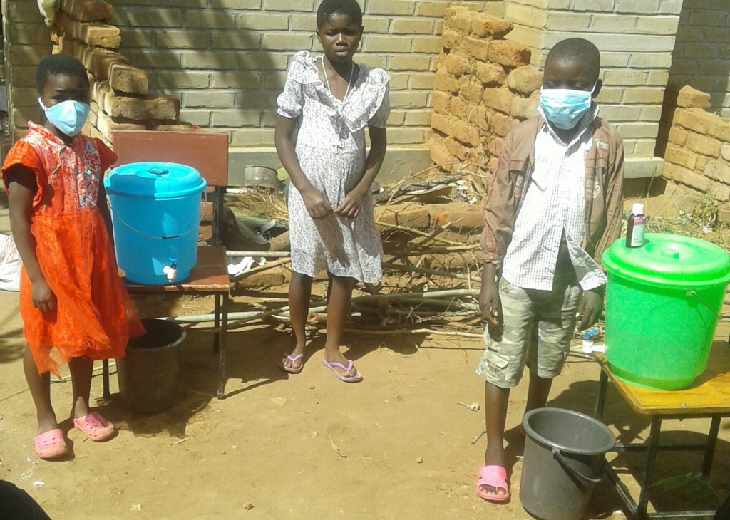 Give to stop the spread of coronavirus and COVID19