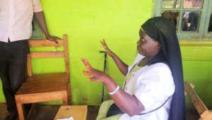 Mwajuma sign interpreter