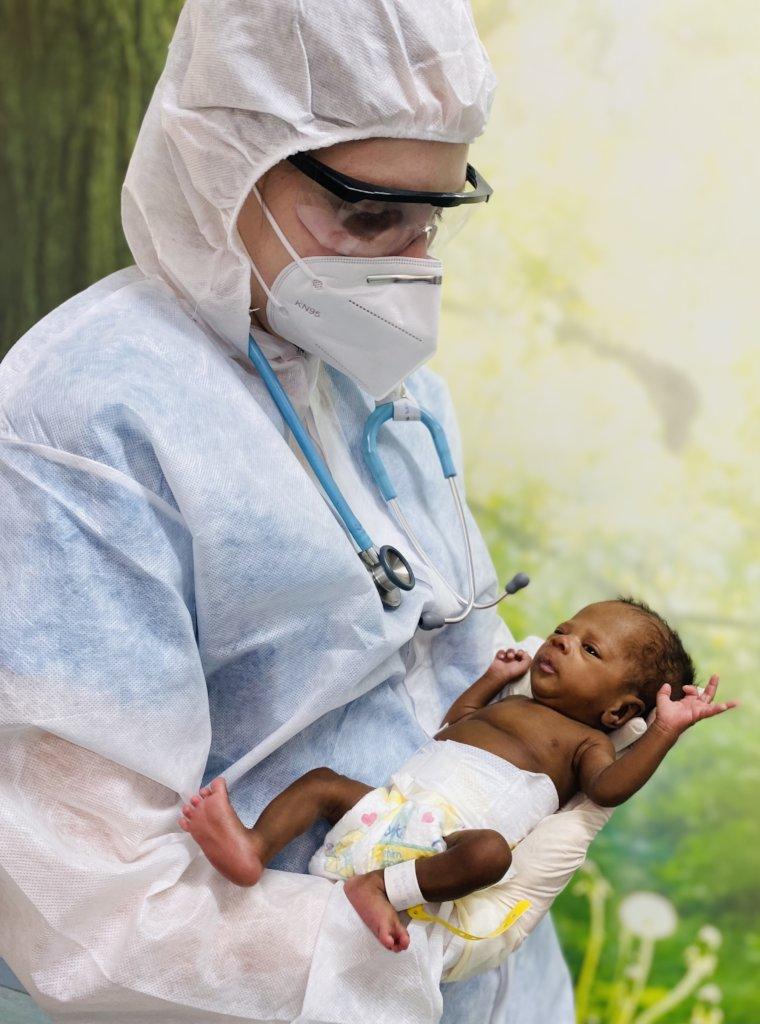 Saving Lives @Rahima Moosa Mother & Child Hospital