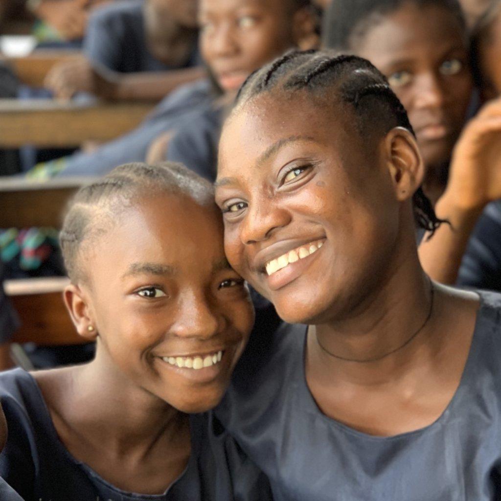 Provide Safe School for Girls in Monrovia, Liberia