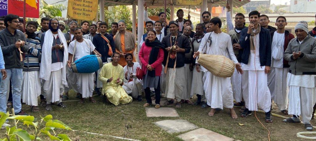 HELP FEED 50 POOR GURUKUL STUDENTS IN INDIA(COVID)