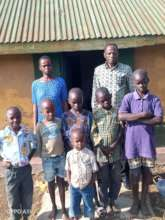 Kisumu Mother and Orphans not yet in Grade 4