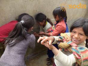 Prevent COVID-19:SODIS Promotes Hygiene in Bolivia