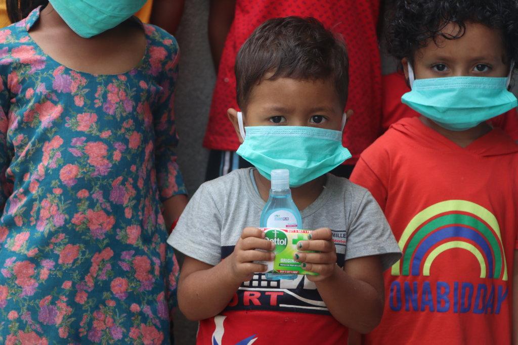Corona Virus Relief Fund in Nepal (Covid-19)