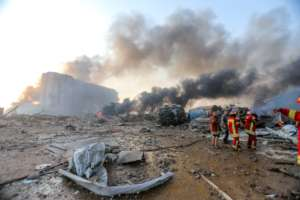 Beirut Explosion Response