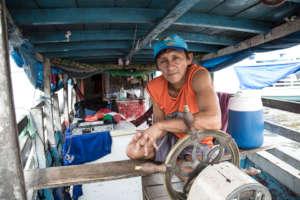 Tumbira fisherman struggles to feed his family