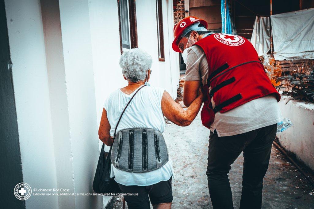Lebanese Red Cross Appeal - Beirut Blast