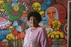 Ilda, former school administrator, Mozambique