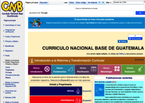 cnbGuatemala is online resources for teachers