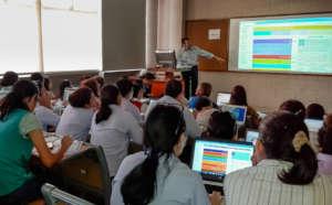 Help LAC teachers work online through OLI