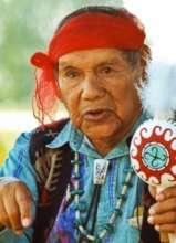 Thomas Banyaca delivered Hopi Prophecy