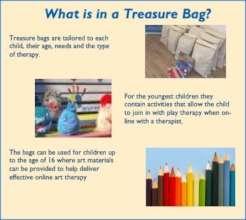 Treasure Bag Contents