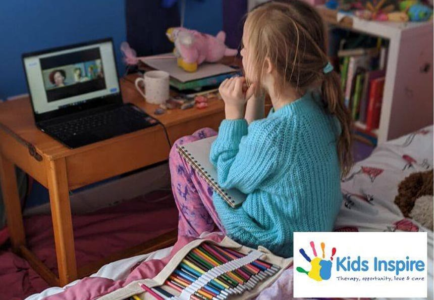 Support children suffering because of Covid-19