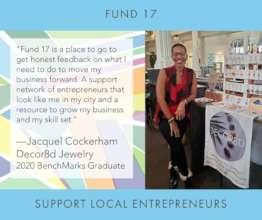 Jacquel Cockerham, Decor8d Jewelry