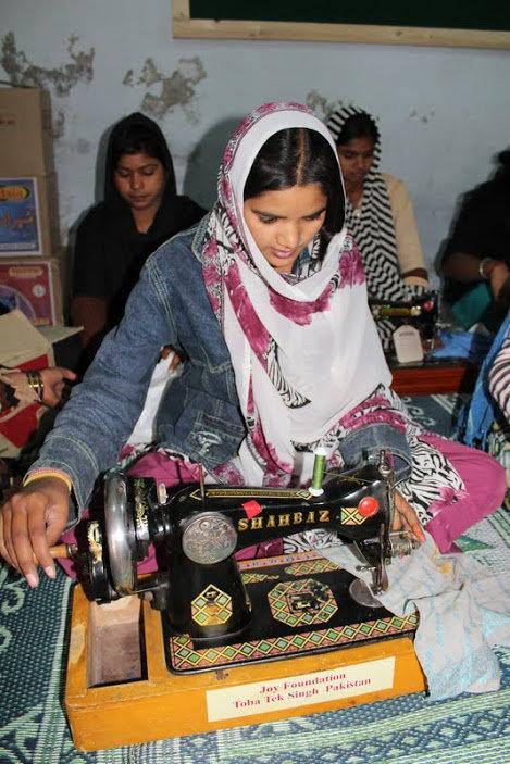 Women Empowerment Program in Rural Women