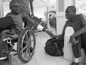 Empowering Adult Handicapped Haitians