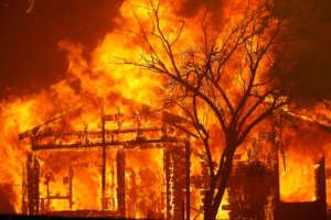 California Wildfire Relief Fund 2020