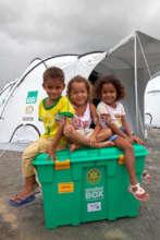 Safe after Flooding in Brazil 2010