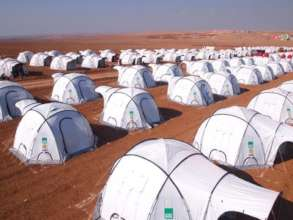 Shelter from conflict - Iraq 2012