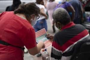 Imagine Water Works Team assists an evacuee