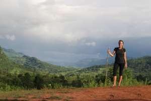 Emily hikes to change lives through KOTO