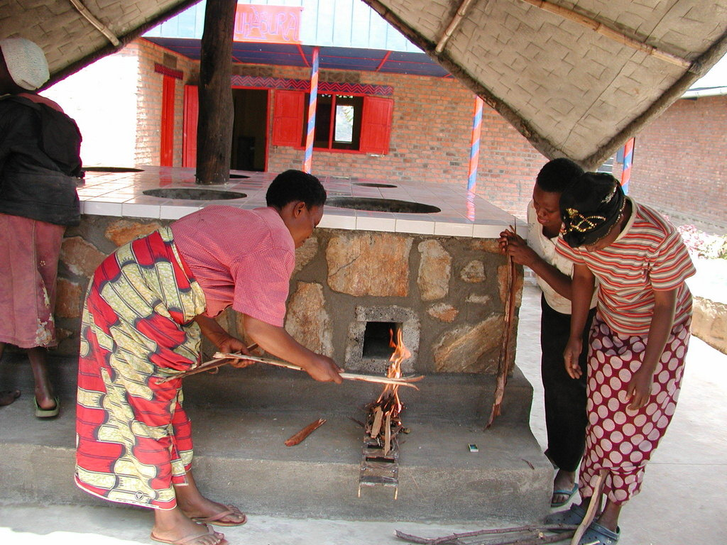 Clean, Money Saving Stoves for Rwandan Orphanages