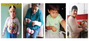 Restoring lives from the tragedy in Lima - Peru