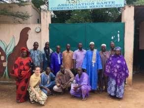 The ASACOMSI team fights Stigma with GAIA VF