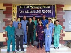The Cleft Mission Team - Nov. 2010