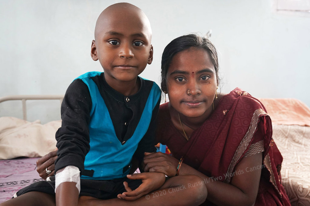Partnering to improve Palliative Care in India