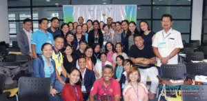 1st Batch of Aflatoun Global Trainers
