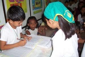 Children's school-wide savings