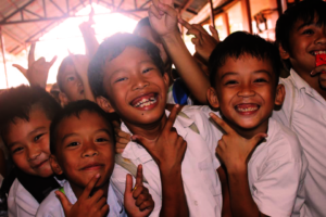 Teach 15,000 rural kids to save and invest